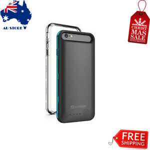 Extreme 3100 man Apple Approved Battery Charging Case for iPhone 6/6s - Black