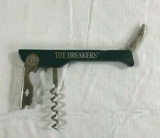Vintage The Breakers Franmara Hugger Waiters Corkscrew Made In Italy