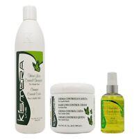 Kismera Hair Loss Control Set 3 in 1 [Shampoo, Cream, Lotion]