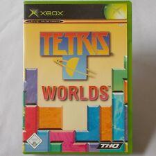 XBOX-Microsoft ► Tetris Worlds ◄ Top