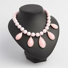 Kate Spade New York Cubic Zirconia & Colored Stone Beaded Necklace Blush