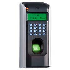 ZK F7 Biometric RFID Fingerprint Time Attendance clock IP/TCP Access Control