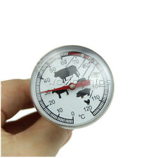 Instant Read Probe Thermometer BBQ Food Cooking Meat Gauge Stainless Steel