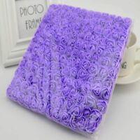 144pcs 2cm MINI foam roses for home Wedding fake Flower Decora Scrapbooking diy