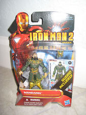 NEW The Mandarin #39 Iron man 2 3.75 Marvel Universe 2010 Infinite Comic Series