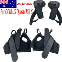 For OCULUS Quest/Rift S VR Touch Controller Hand Grip Protective Case Pad Cover