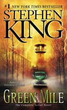 The Green Mile: The Complete Serial Novel by Stephen King Paperback Free Ship