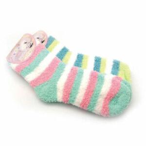 [rini socks] 2 Pairs Sleep Fuzzy Warm Thick Long Socks #Color Random Rinishop