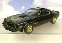 1/24 GREENLIGHT 1977 PONTIAC FIREBIRD TRANS-AM SMOKEY AND THE BANDIT 1 I #84013