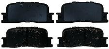 Disc Brake Pad Set-Ceramic Disc Brake Pad Rear ACDelco Pro Brakes 17D885C