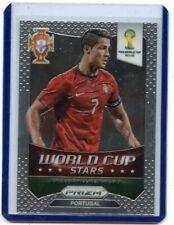 2014 PANINI PRIZM SOCCER #28 CRISTIANO RONALDO WORLD CUP STARS, PORTUGAL, 060520