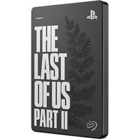 Seagate Game Drive PS4 2TB External Hard Drive Portable Gray (STGD2000103)