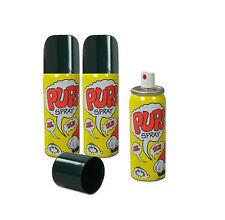 3 Dosen Pupsspray Stinkbombe Scherzartikel Furzspray 50 Ml