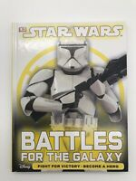 Star Wars Battles For The Galaxy Daniel Wallace (Hardback, 2012)