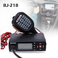 Baojie BJ-218 Dual-band 25W 256CH CTCSS 2-way Mobile Radio Car Walkie Talkie New