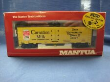 Mantua Ho Scale #733-306 Steel Reefer Carnation #23237