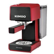 Macchina caffè Konsuelo Ariete, macchine da caffe kimbo Red con cialde e polvere