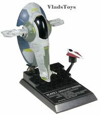 F-Toys Star Wars Vehicle Collection 7 Slave I (Jango Fett Version) 1/350 (04)
