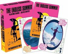 ENDLESS SUMMER - PLAYING CARD DECK - 52 CARDS BRAND NEW - MOVIE 52396