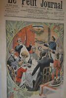 Supplément illustré Le Petit journal N°893/ 29-12-1907 / Bombance de Noël