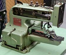 Lewis Union Special Model 200 1 Commercial Button Sewing Machine