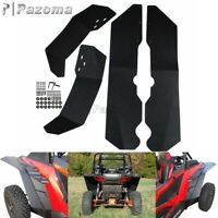 For Polaris RZR XP 1000&XP 4 1000 14-19 Wide Fender Flares Mud Flaps Extensions