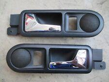 Türgriffe Türgriff hinten innen VW Golf 4 Bora Passat 3B 3BG schwarz Türöffner