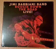 JIMI BARBIANI BAND Boogie Down The Road Live! (CD neuf scellé/sealed) W.I.N.D.
