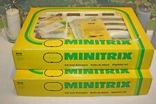MiniTrix Spur N 1033 Beginnerset