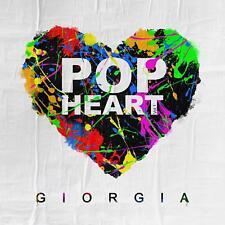 GIORGIA - Pop Heart (CD, nuovo sigillato)