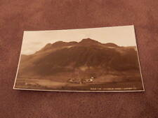 Judges postcard - Langdale Pikes -  Crag-Cumbria / Lake District