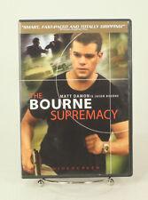 The Bourne Supremacy Used  DVD  MC4A