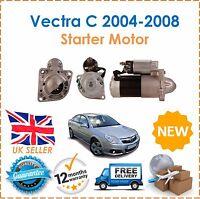 For GM/Opel Vectra C 1.9CDTi 8V Z19DT Diesel 2004-2008 Starter Motor New