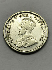 1932 South Africa 6 Pence Silver Fine++ #13219