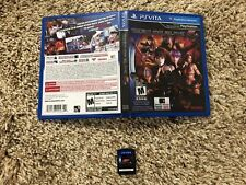 DEAD OR ALIVE 5 PLUS , DOA 5 - PS VITA , SONY PLAYSTATION VITA , PSVITA, RARE