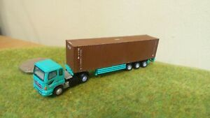 N GAUGE FREIGHT DELIVERY LORRY