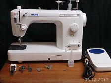Juki 2000Qi Heavy Duty Straight Stitch Sewing Machine Leather Upholstery Denim