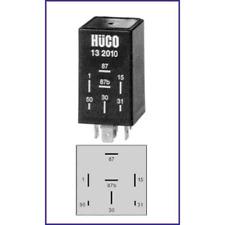 Relais Kraftstoffpumpe - Hüco 132010