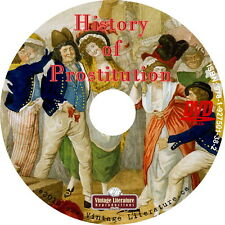 History of Prostitution {Sex Trade ~ Worlds Oldest Profession}  on DVD