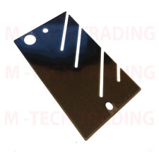 NEW FOR 2 X  IPHONE 4 4G GENUINE INNER CHASSIS ANTI STATIC BLACK STICKER