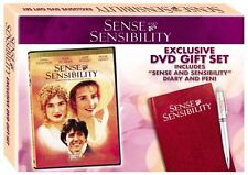 Sense and Sensibility (Exclusive DVD Gift Set - Includes Diary & Pen)
