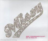 Missy Misdemeanor Elliott : Get UR Freak On (promo CD)