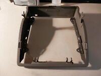 Vintage OLYMPIA SM9 typewriter metal base part, Serial #2584556, 1964
