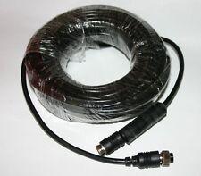 20 meters Video/Power Cable 4-pin waterproof connectors