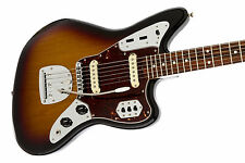 FENDER CLASSIC PLAYER JAGUAR SPECIAL, R/W NECK, 3-TONE SUNBURST