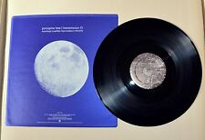 PORCUPINE TREE(STEVEN WILSON, PINK FLOYD) Transmission IV Moonloop EP BLACK LP