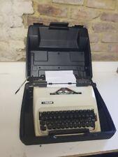 Adler Junior 12 Portable Typewriter