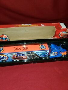 Racing Champions 1999 1:64 Scale Team Transporter Signed Ricky Rudd