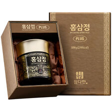 [Express] Chamdahan Korean Red Ginseng Extract Plus 100g / Ginsenoside 36mg