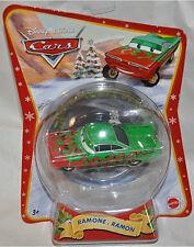 DISNEY*PIXAR CARS__CHRISTMAS CRUISER RAMONE Die Cast Christmas Ornament 2011_MIP